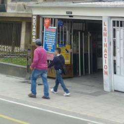 Papelería Cabinas Carrera 10 en Bogotá