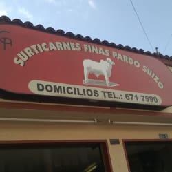 Surticarnes Finas Prado Suizo en Bogotá