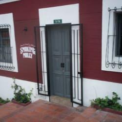 Restaurante Smoking Molly en Bogotá