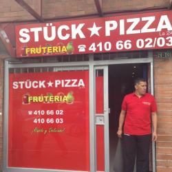 Stuck Pizza  en Bogotá