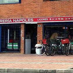 Cigarrería Nápoles en Bogotá