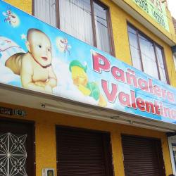 Pañalera Valentina Calle 129B en Bogotá