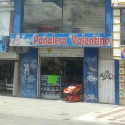 Pañalera Valentina Calle 68 en Bogotá