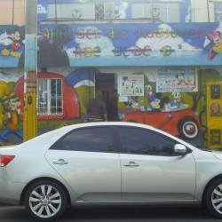 Carrusel de Ilusiones ABC  en Bogotá