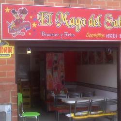 El Mago del Sabor en Bogotá