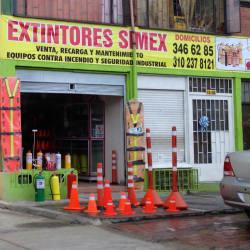 Extintores Simex en Bogotá