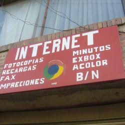 Internet Calle 132D con 140C en Bogotá