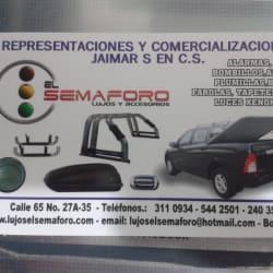 El Semáforo Lujos y Accesorios en Bogotá