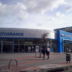 Chevrolet Autogrande Avenida Caracas con Calle 12 en Bogotá