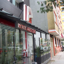 Hotel Aristons en Bogotá