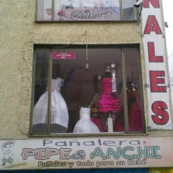 Pañalera Pipe & Anchi en Bogotá