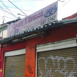 Asadero Restaurante Brosty y Brasas en Bogotá