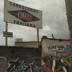 Carrocerías Alcar en Bogotá