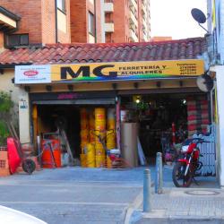 Depósito y Ferretería MG en Bogotá