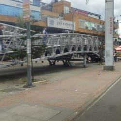 Estación Carrera 90 en Bogotá