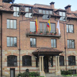 Hotel Charleston Casa Medina en Bogotá