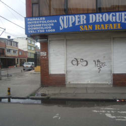 Super Droguería San Rafael en Bogotá