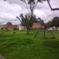 Parque Principal de Modelia en Bogotá