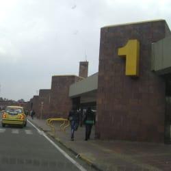 Terminal de Transporte de Bogotá S.A. en Bogotá