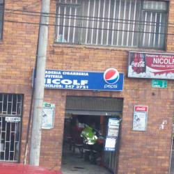 Panadería Nicolf en Bogotá