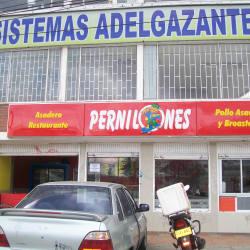 Asadero Restaurante Pernilones Calle 145  en Bogotá