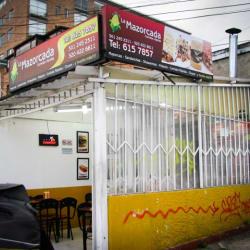 La Mazorcada en Bogotá