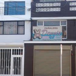 Pañalera Dennis en Bogotá