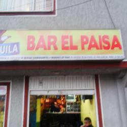 Bar El Paisa en Bogotá