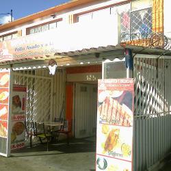 Broasted y Delicias en Bogotá