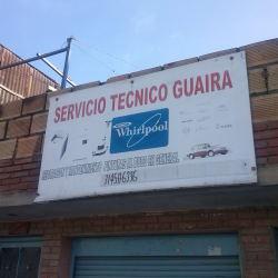 Servicio Técnico Guaira en Bogotá
