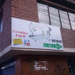 Máquinas de Coser Carrera 108A en Bogotá