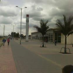 Portal del Sur  en Bogotá