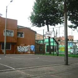 Parque Carrera 27 en Bogotá