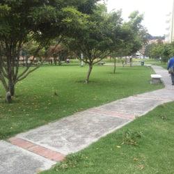 Parque La Sirena en Bogotá