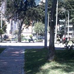 Parque La Soledad en Bogotá