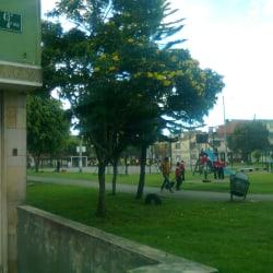 Parque Público Maricutana Antes Brasilia en Bogotá
