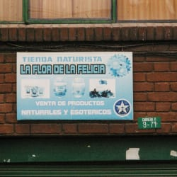 Tienda Naturista La Flor De La Felicia en Bogotá
