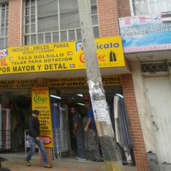Pumotex en Bogotá