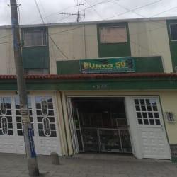 Punto 50 Diagonal 46 en Bogotá