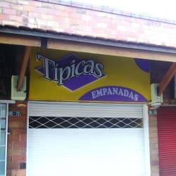 Empanadas Típicas Subazar  en Bogotá