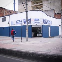 Punto de Venta ATA impermeabilizadora  en Bogotá
