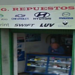 R.G Repuestos en Bogotá