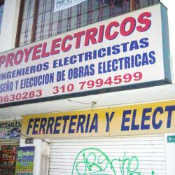 Proyeléctricos en Bogotá