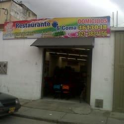 Restaurante Punto & Coma en Bogotá
