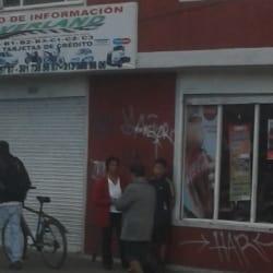 Punto de Información Overland en Bogotá
