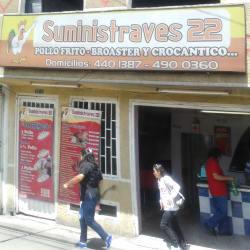 Suministraves 22 en Bogotá