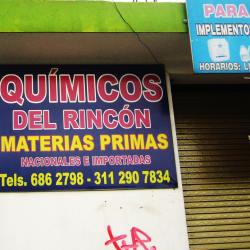 Químicos del Rincón en Bogotá