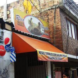 Rico Chancho en Bogotá