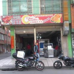 Rapi Broasted y Asado en Bogotá