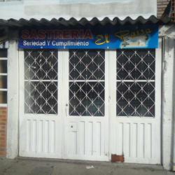 Sastrería Carrera 53D en Bogotá